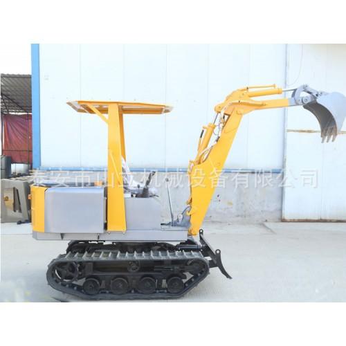360度纯电动履带式挖掘机