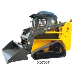 XD700T履带式滑移装载机