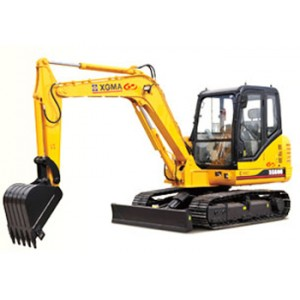 厦工XG806履带式液压挖掘机