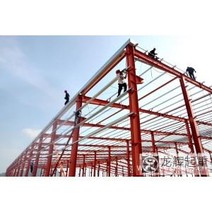 大型钢结构滑移安装施工