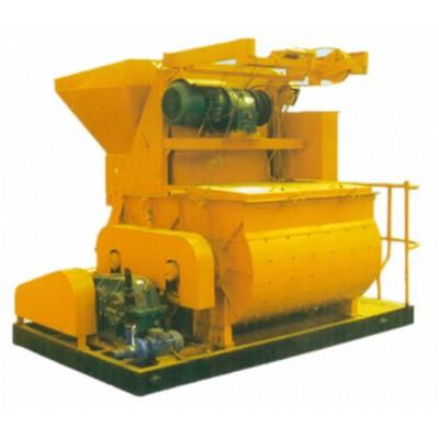 JS双卧轴强制式系列混凝土搅拌机