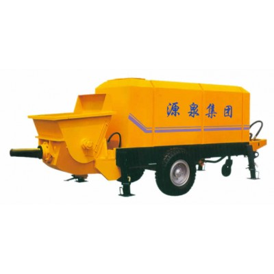 HBT60混凝土输送泵