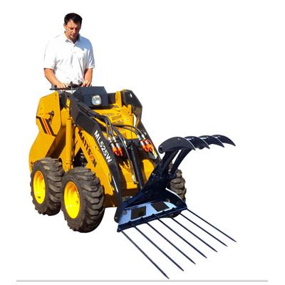 ML525WML525;轮胎式迷你滑移装载机