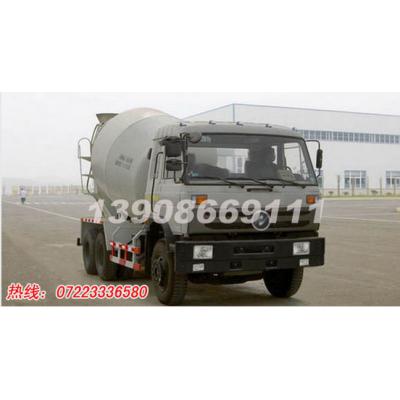 DFD5254GJB型混凝土搅拌运输车