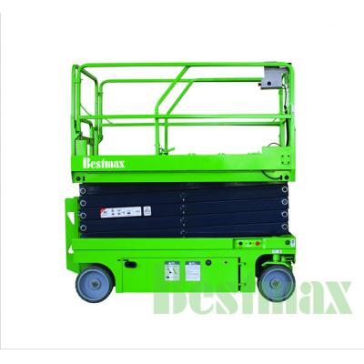 MX系列全自走剪叉式高空作业平台(液压马达驱动)