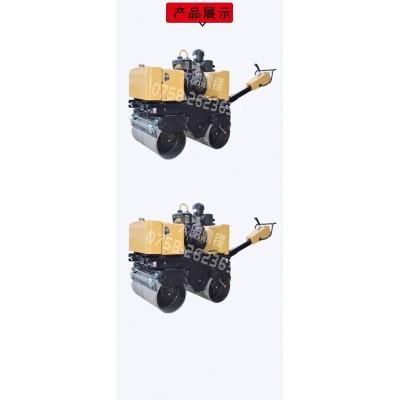 大明鼎锋手扶式全液压压路机/操作简单/运转灵敏/经久耐用